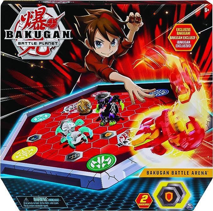 Spin Master Bakugan Battle Arena Estrategia Niños - Juego de ...