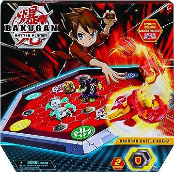 Bakugan Battle Arena Estrategia Niños - Juego de tablero (Estrategia, Niños, Niño, 6 año(s), Interior, China) , color/modelo surtido: Amazon.es: Juguetes y juegos