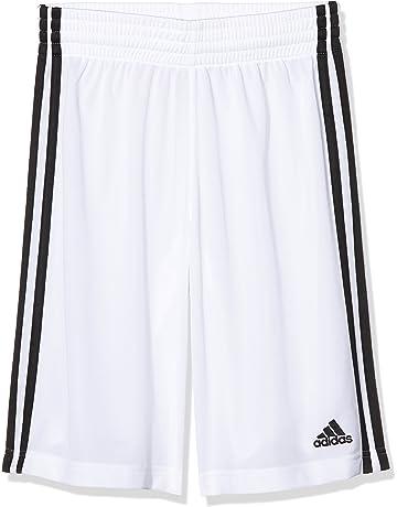 Adidas G7663715 Pantaloncini da Basket da Giovani. Adidas e Commander  S-Pantalón per bambino 9b1f325dd22f