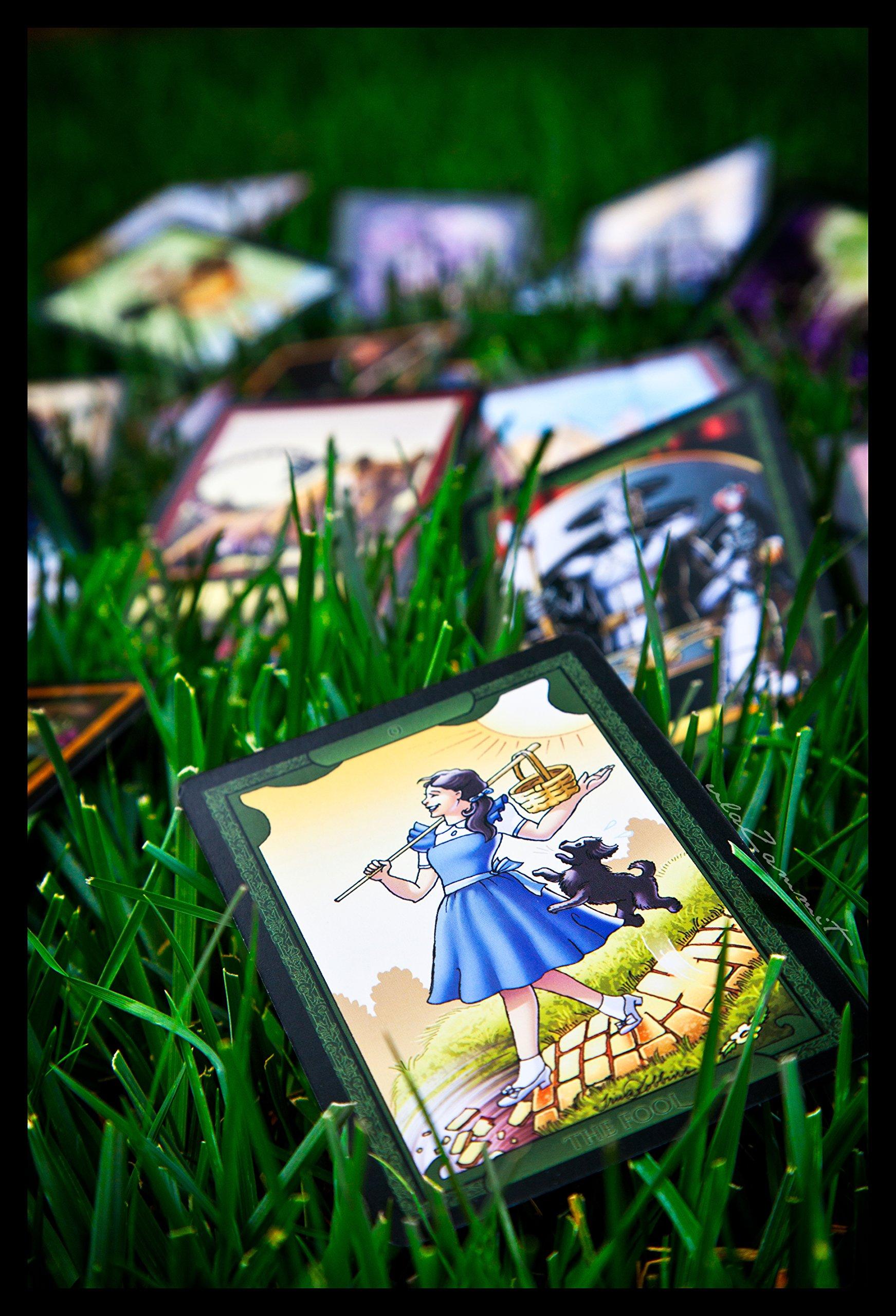 Shadow of Oz Tarot Card Deck