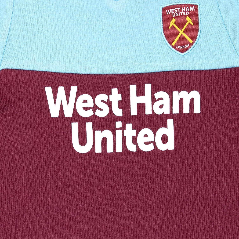 Premier League Baby Boys West Ham United FC Pajamas