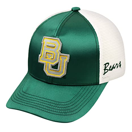 new product 956ab 98aff Image Unavailable. Image not available for. Color  Women s Baylor  University Bears Satina Adjustable Cap