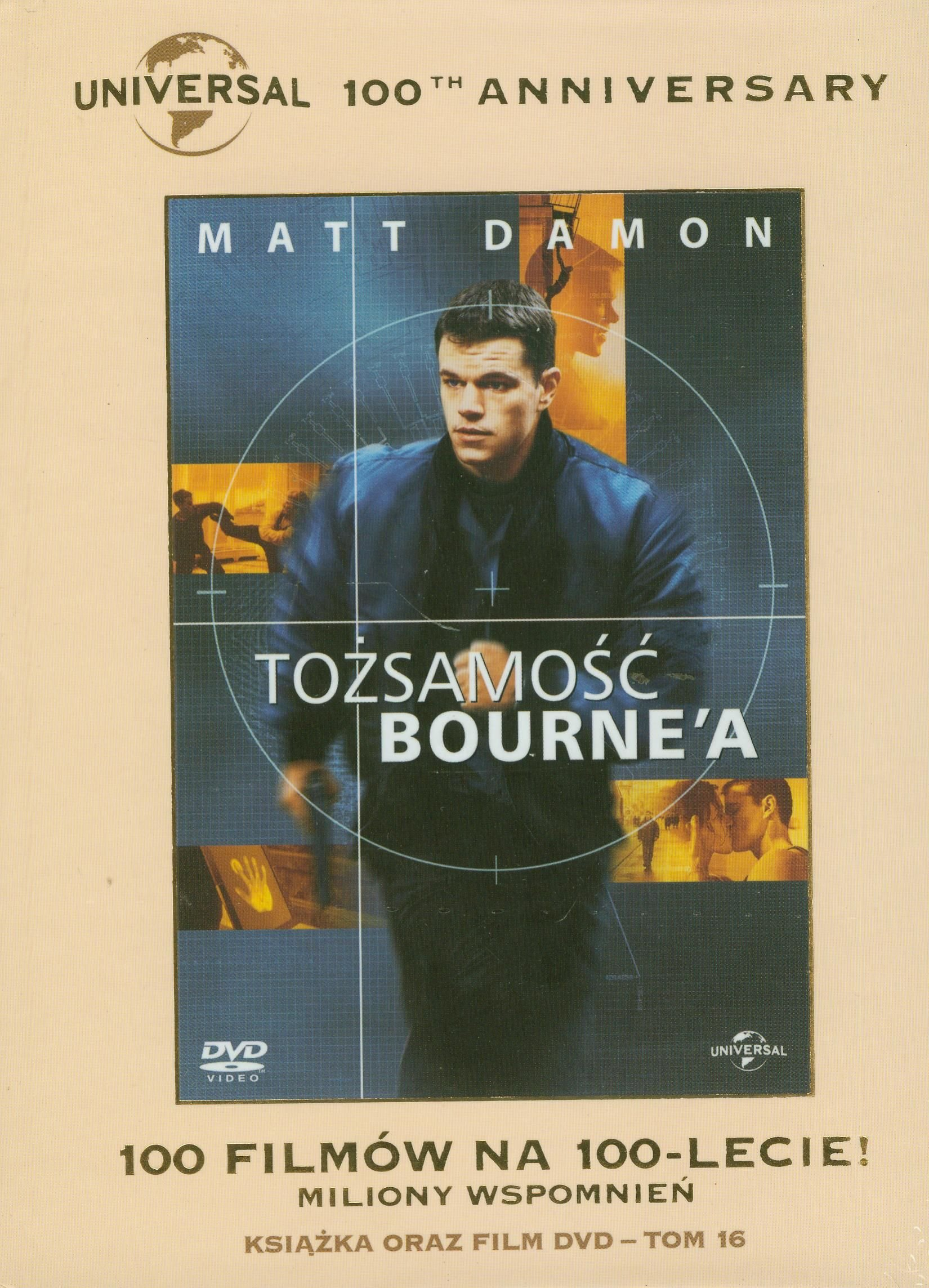 Tozsamosc Bourne'a