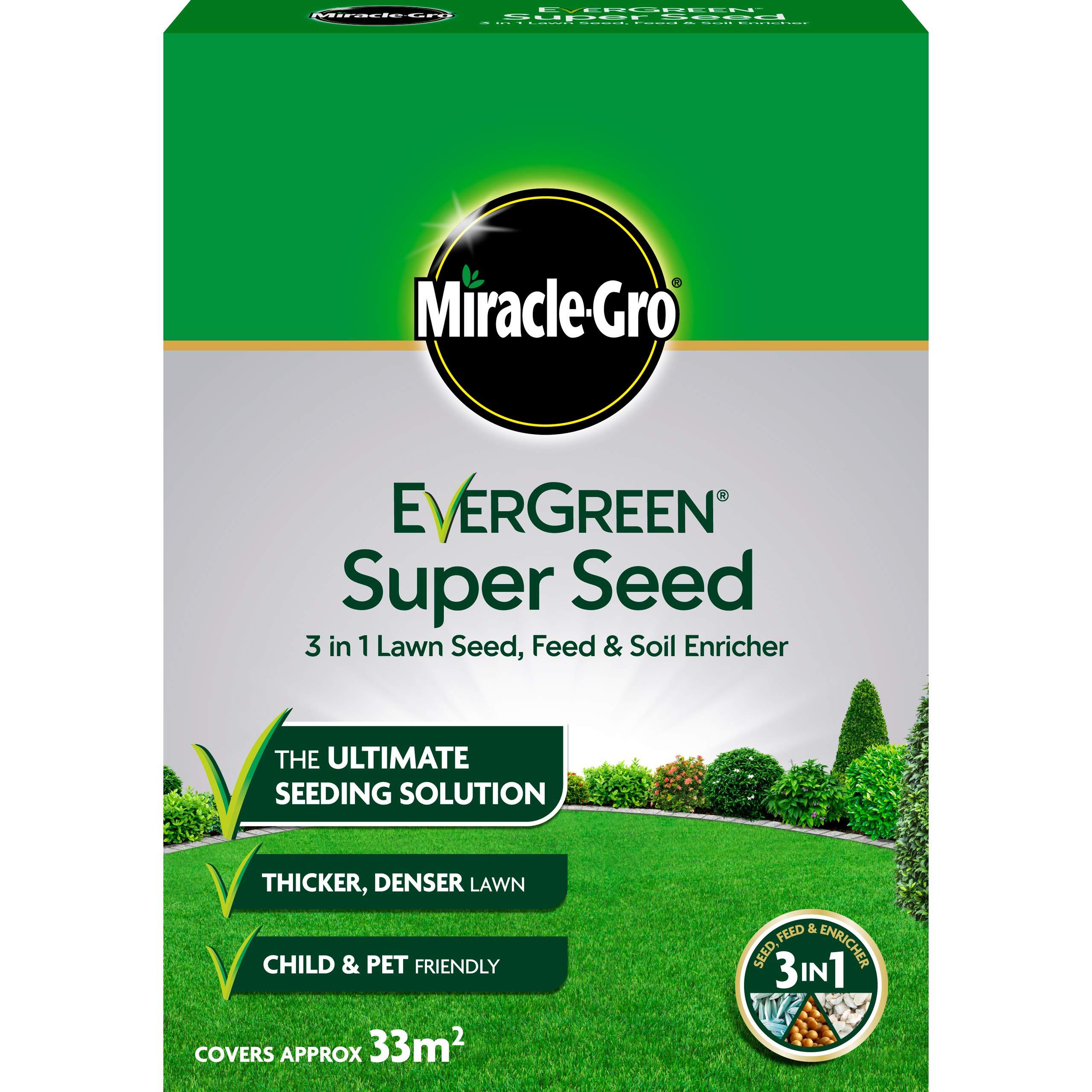 Westland Gro Sure Smart Lawn Seed 1KG