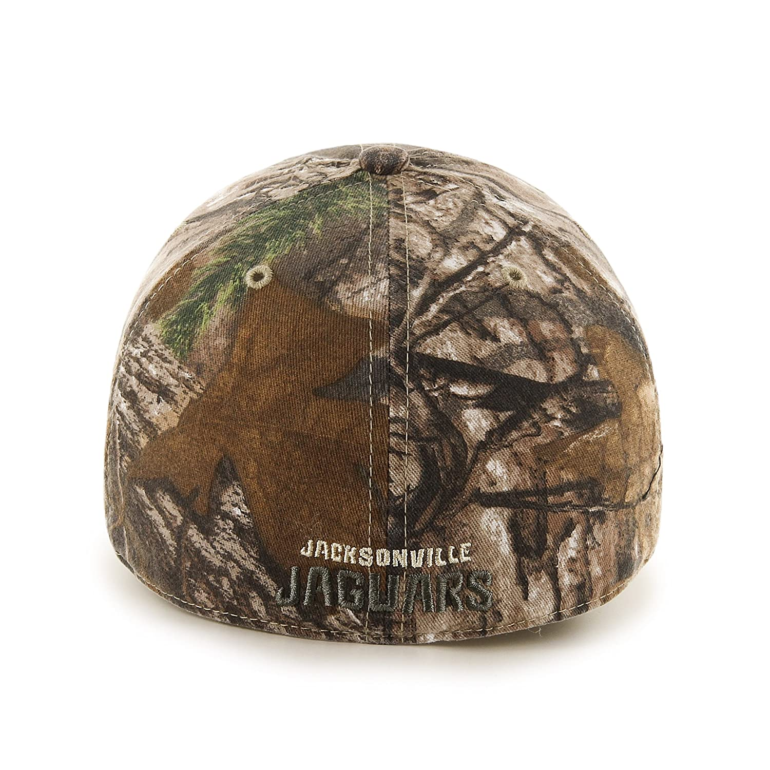 3eb9d613d8635 Amazon.com    47 NFL Realtree Franchise Fitted Hat   Sports   Outdoors