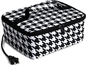 HotLogic 16801056-HND Food Warming Tote, Lunch, Houndstooth