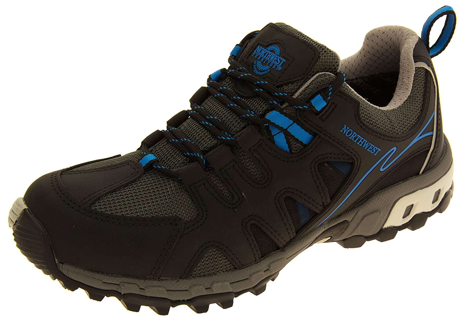 ca476f69cfc Mens NORTHWEST TERRITORY Leather Hiking Waterproof Shoes / Trainers