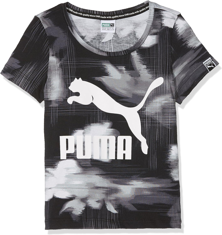 Puma Classics AOP Pantaloni Bambina