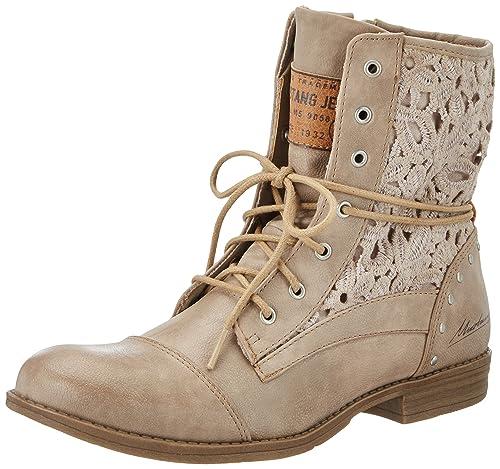 Mustang 1157-527, Botines Para Mujer, Marrón (Taupe), 39 EU: Amazon.es: Zapatos y complementos