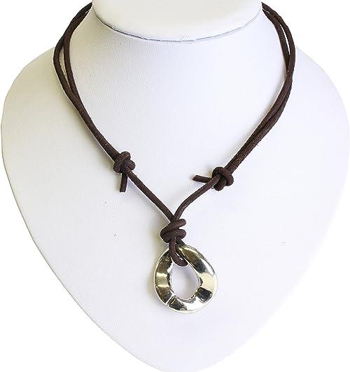 Hand made surfer necklace adjustable size boys girls  N0419