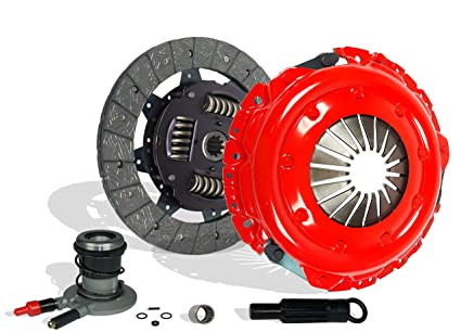 Clutch And Slave Kit Works With Ford Thunderbird LX Coupe 2-Door 3.8L V6