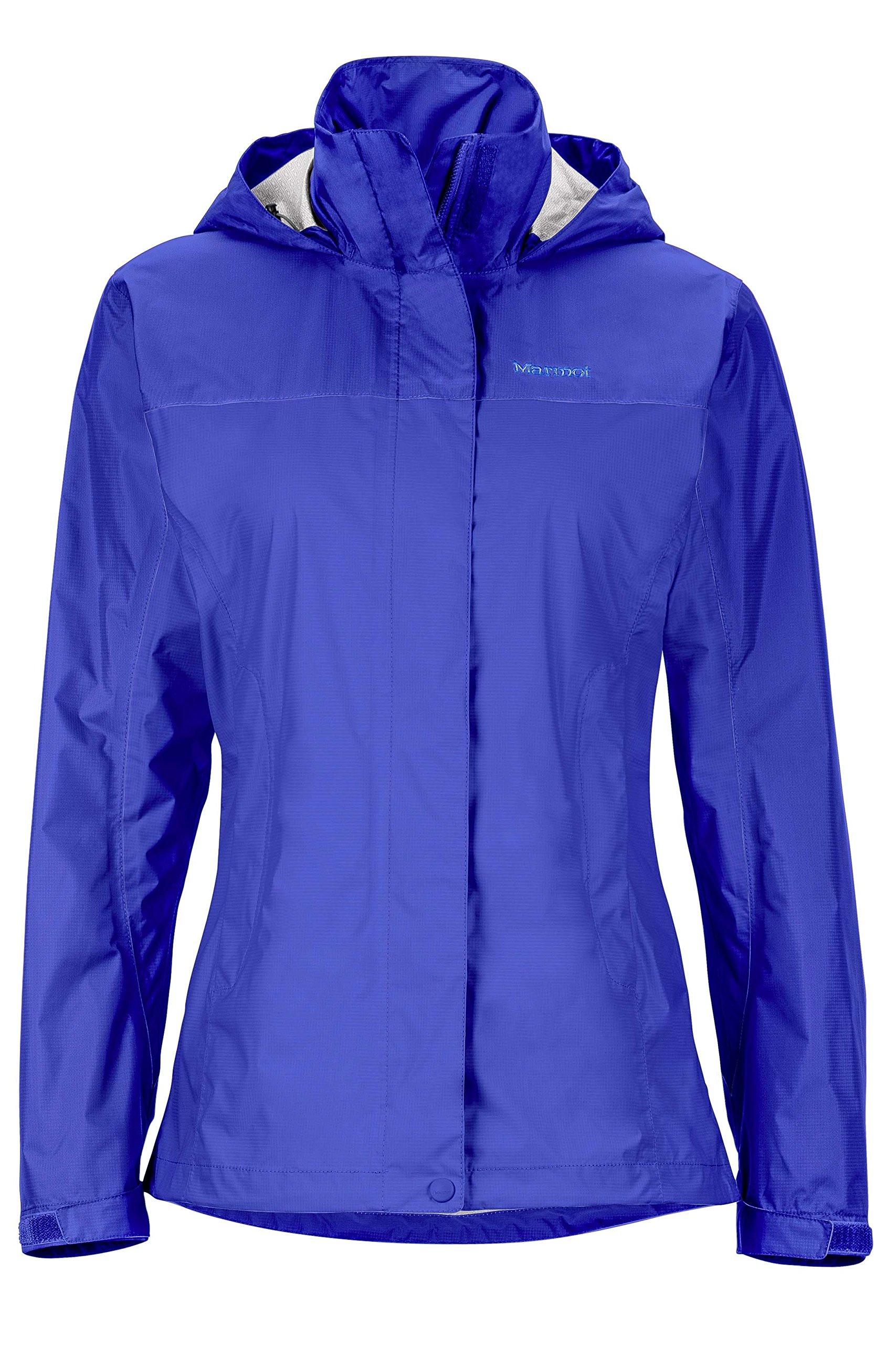 Marmot PreCip Women's Lightweight Waterproof Rain Jacket, Gemstone