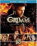 Grimm: Season Five [Blu-ray] (Bilingual)