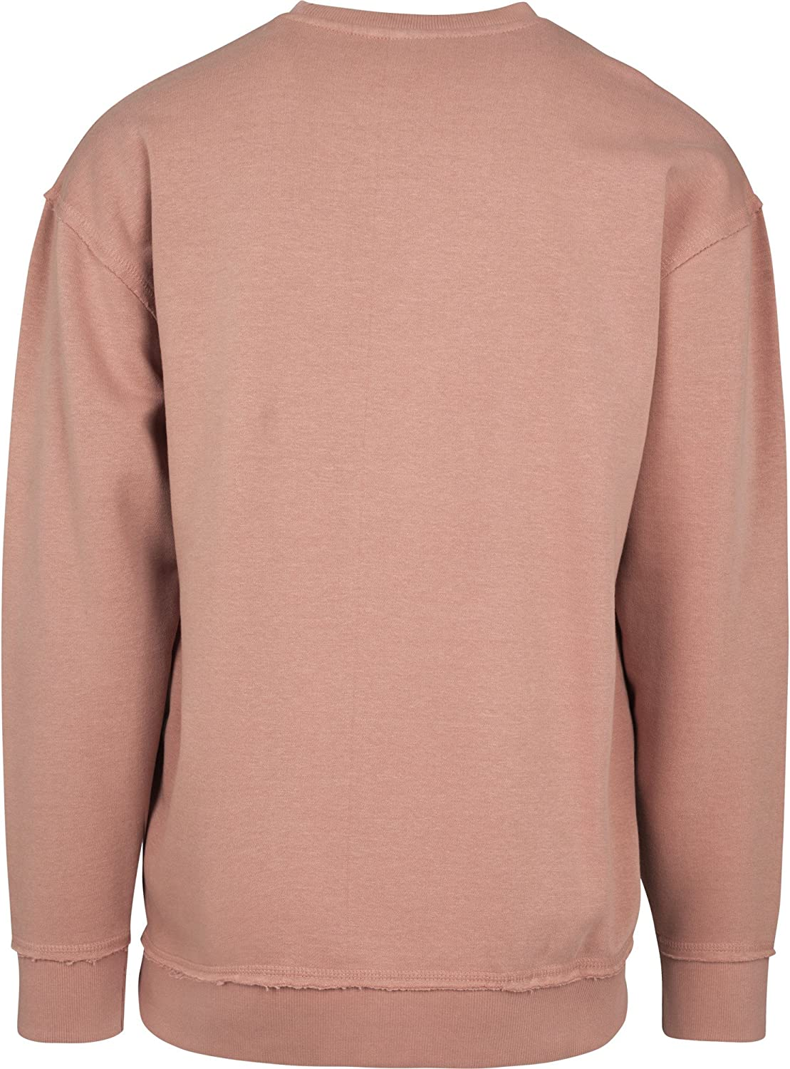 Oversized Crewneck with Open Edges Urban Classics