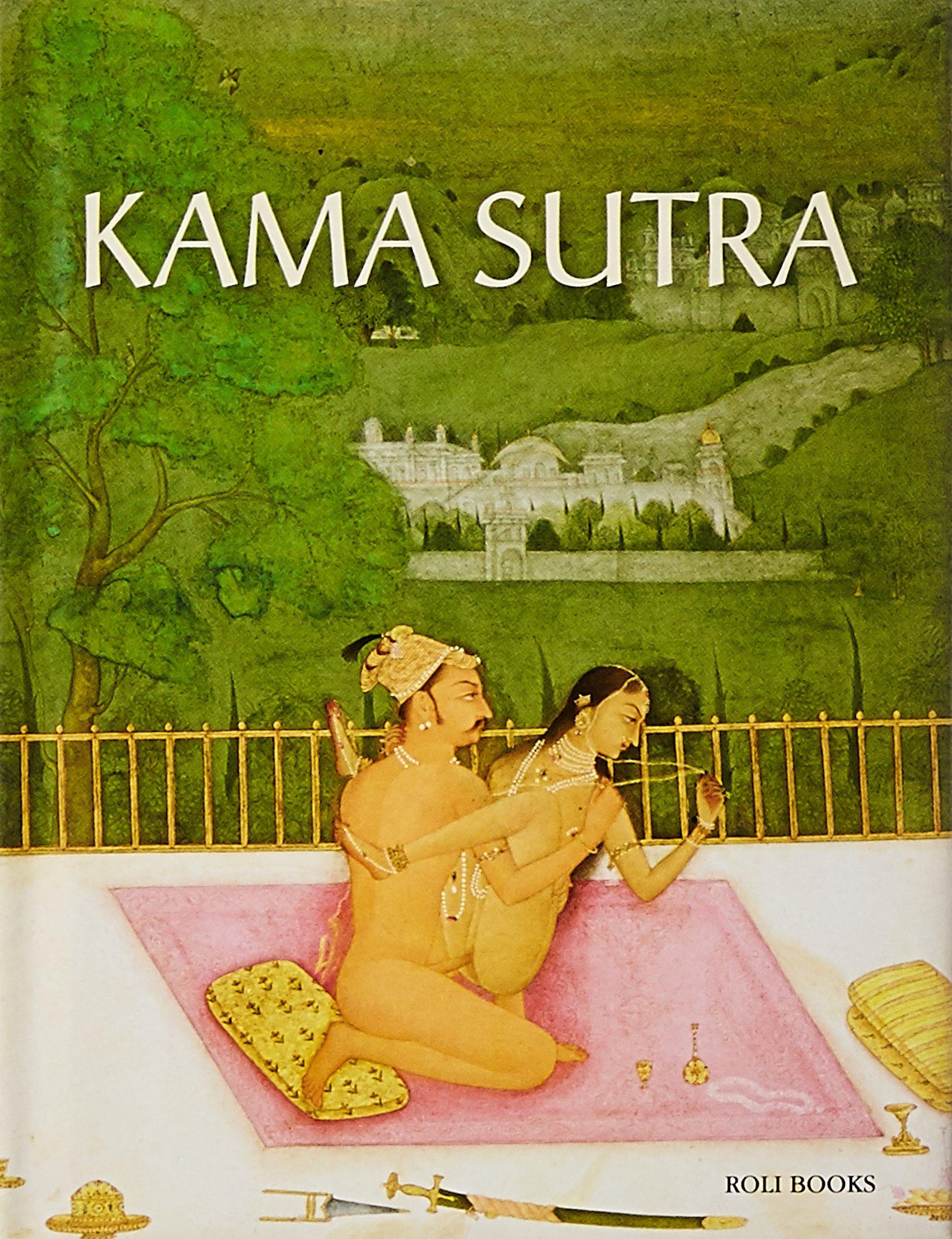 Kamasutra Book With Photos