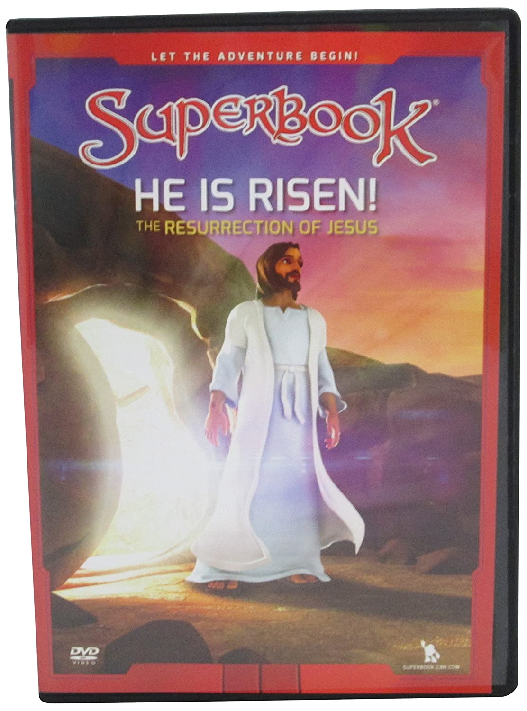 Amazon he is risen the resurrection of jesus superbook cbn the resurrection of jesus superbook cbn movies tv negle Gallery