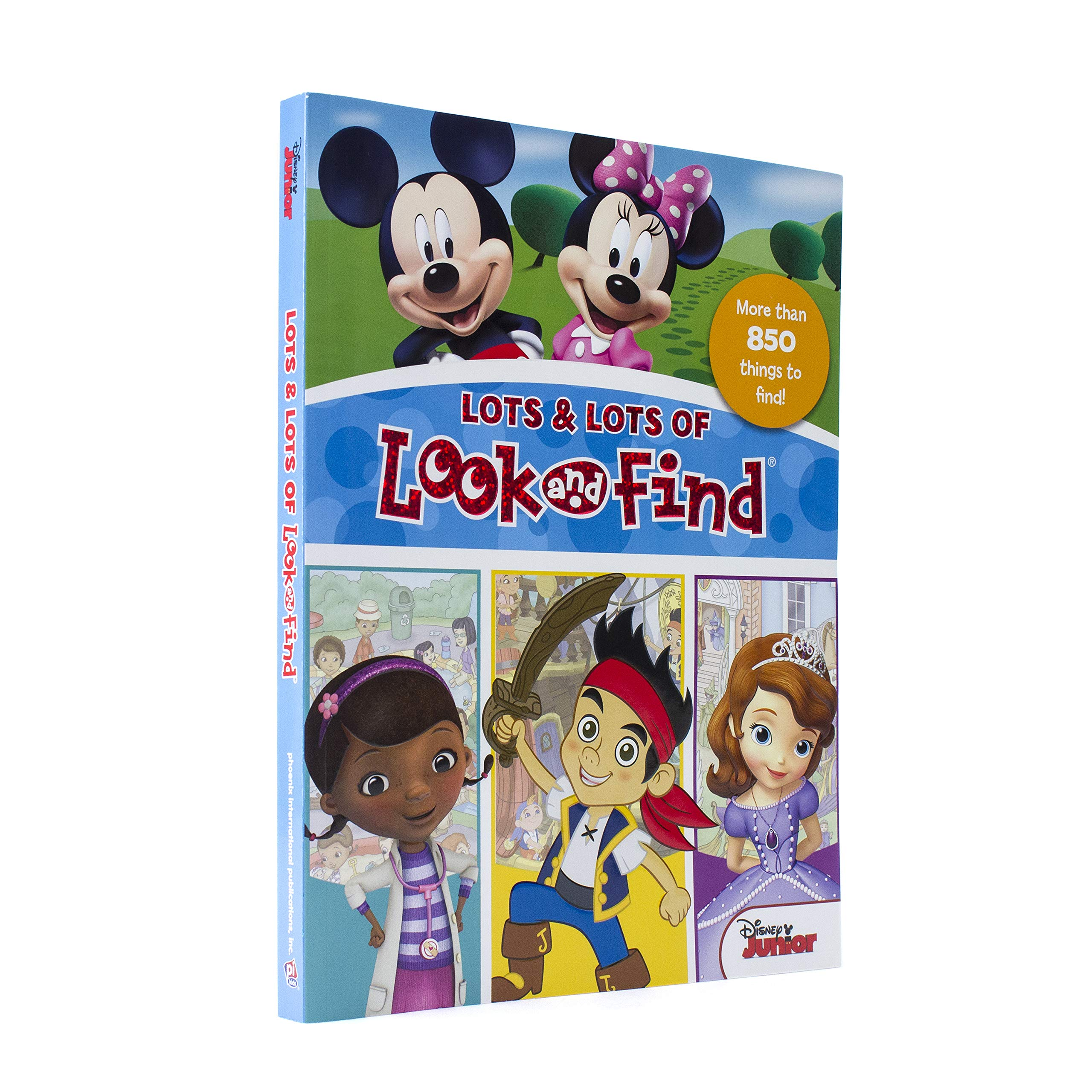 We Can Do Lots More For Students With >> Disney Junior Mickey Minnie And More Lots Of Look And Find