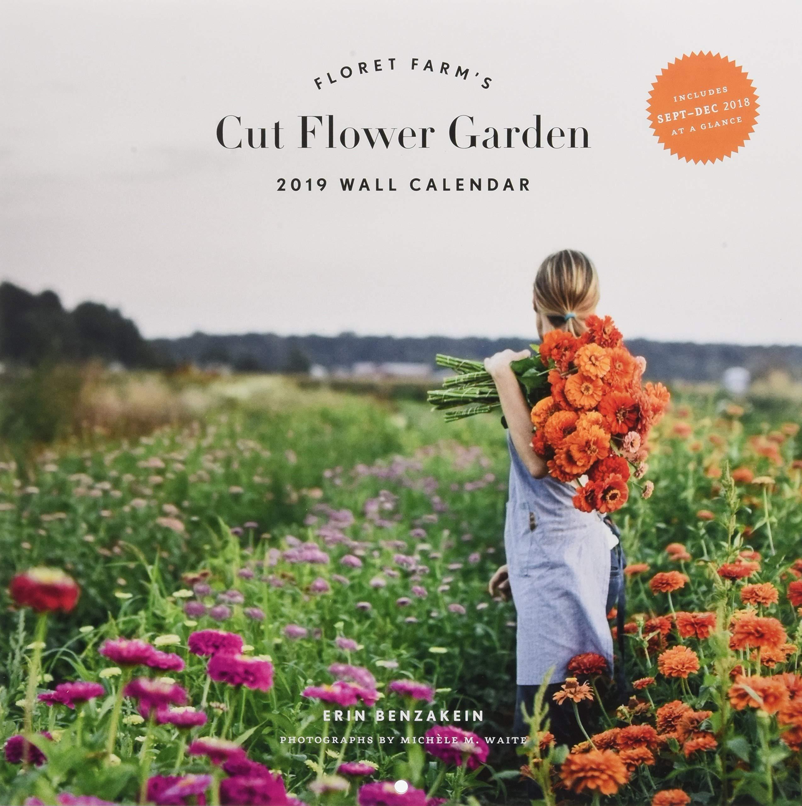 Secret Garden: Year Academic Planner 2018