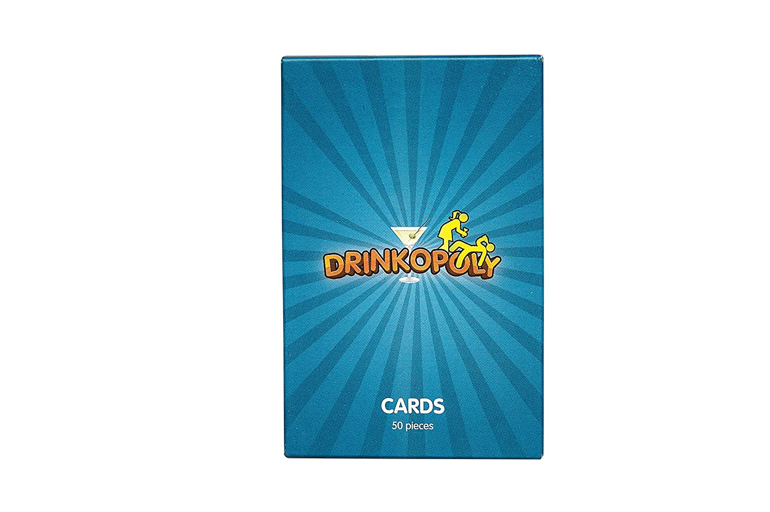 Drinkopoly - Additional cards Crazy Dice GmbH Ludo Fact - Made in Germany