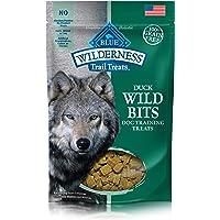 Blue Buffalo Wilderness Trail Treats Wild Bits High Protein Grain Free Soft-Moist Training Dog Treats