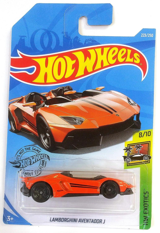 Buy Mattel Hot Wheels 2019 Lamborghini Aventador J HW