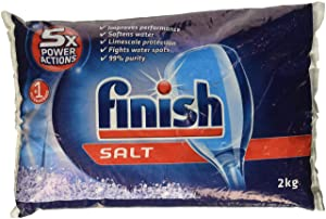 FINISH 2KG DISHWASH SALT N04130 (Pack of 1)