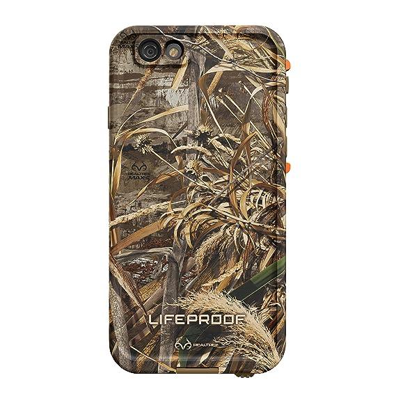 premium selection 025c6 3d719 Lifeproof 77-52528 FRE Waterproof Case for iPhone 6/6s (4.7-Inch Version)-  RT MAX 5 ORANGE (BLAZE ORANGE/RT MAX5 HD)