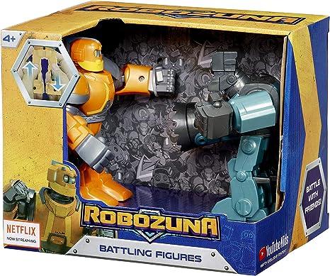 Robozuna D13004 Pounder 12.5 cm Battling Figure