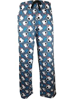 Mens Chain Family Guy Loungepants in XXL Q97h5k