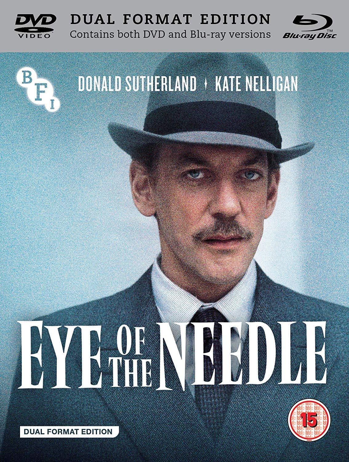 Amazon Com The Eye Of The Needle Dvd Blu Ray Movies Tv