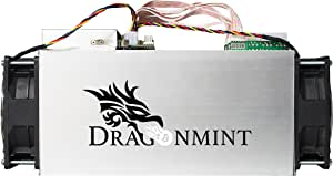 COMPARE TO Bitmain Antminer S9 Bitcoin Miner, (DragonMint Miner, 16TH/s, INCLUDES PSU), 20% more efficient than S9