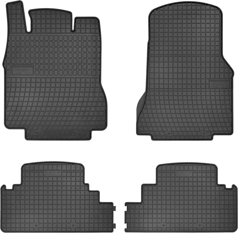 Gummi Auto Matten Fußmatten Exakter Passform 4 Teilig Mb 542834 Auto