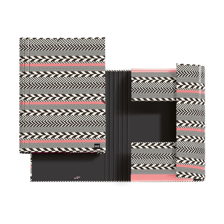 Miquelrius 20889 - Carpeta Solapas Espiga M, Din A4: 210 X 297 Mm: Amazon.es: Oficina y papelería