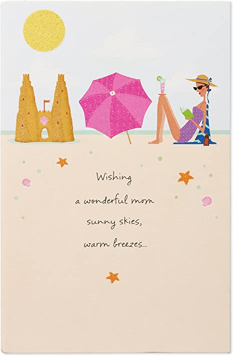 Amazon.com: American Greetings - Tarjeta de cumpleaños para ...