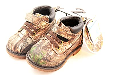 933f09a59a8df Amazon.com | Realtree Garanimals Baby Boys Camouflage Print Hiking ...