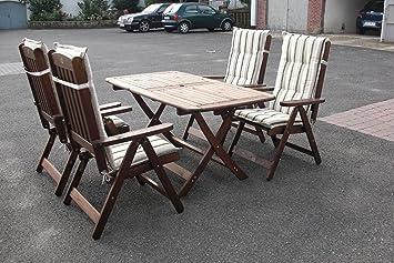 Amazonde Harbo Sun Garden Holz Gartenmöbelgruppe 10 Teilig