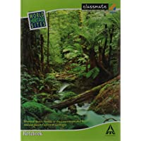 Classmate Long Notebook - A4, Soft Cover, 240 Pages, Single Line - Pack of 6