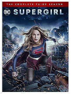 Book Cover: Supergirl: Season 3