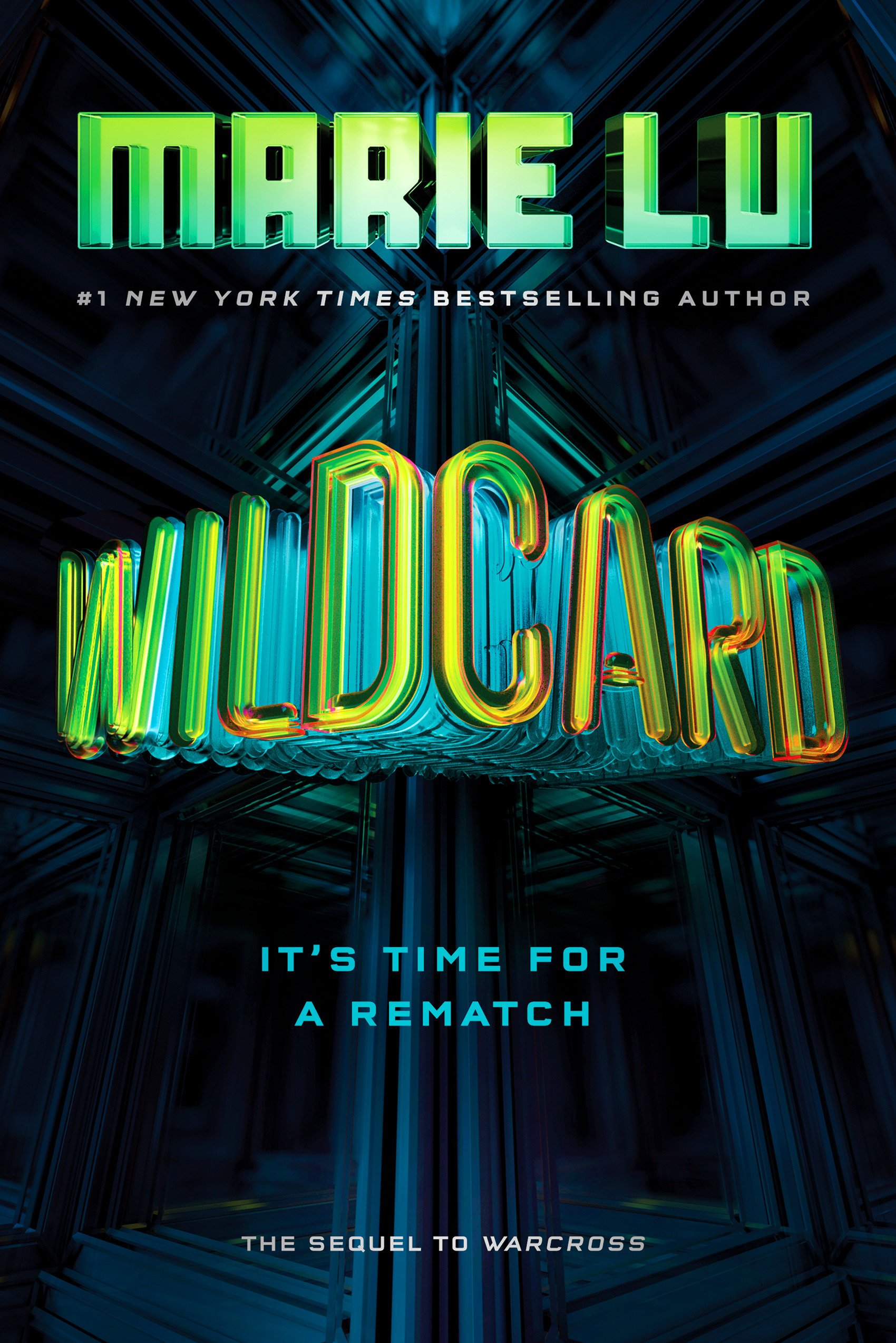 Amazon.com: Wildcard (Warcross) (9780399547997): Lu, Marie: Books
