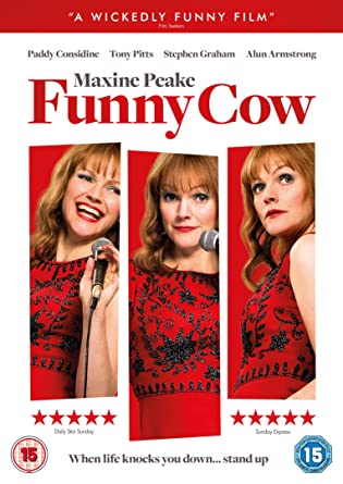 Amazon Com Funny Cow Dvd 2018 Maxine Peake Stephen Graham