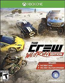The Crew Wild Run Edition - Xbox One: Ubisoft     - Amazon com