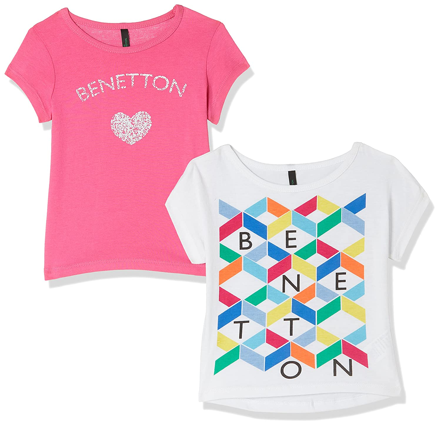 United Colors of Benetton Baby Girls T-Shirt