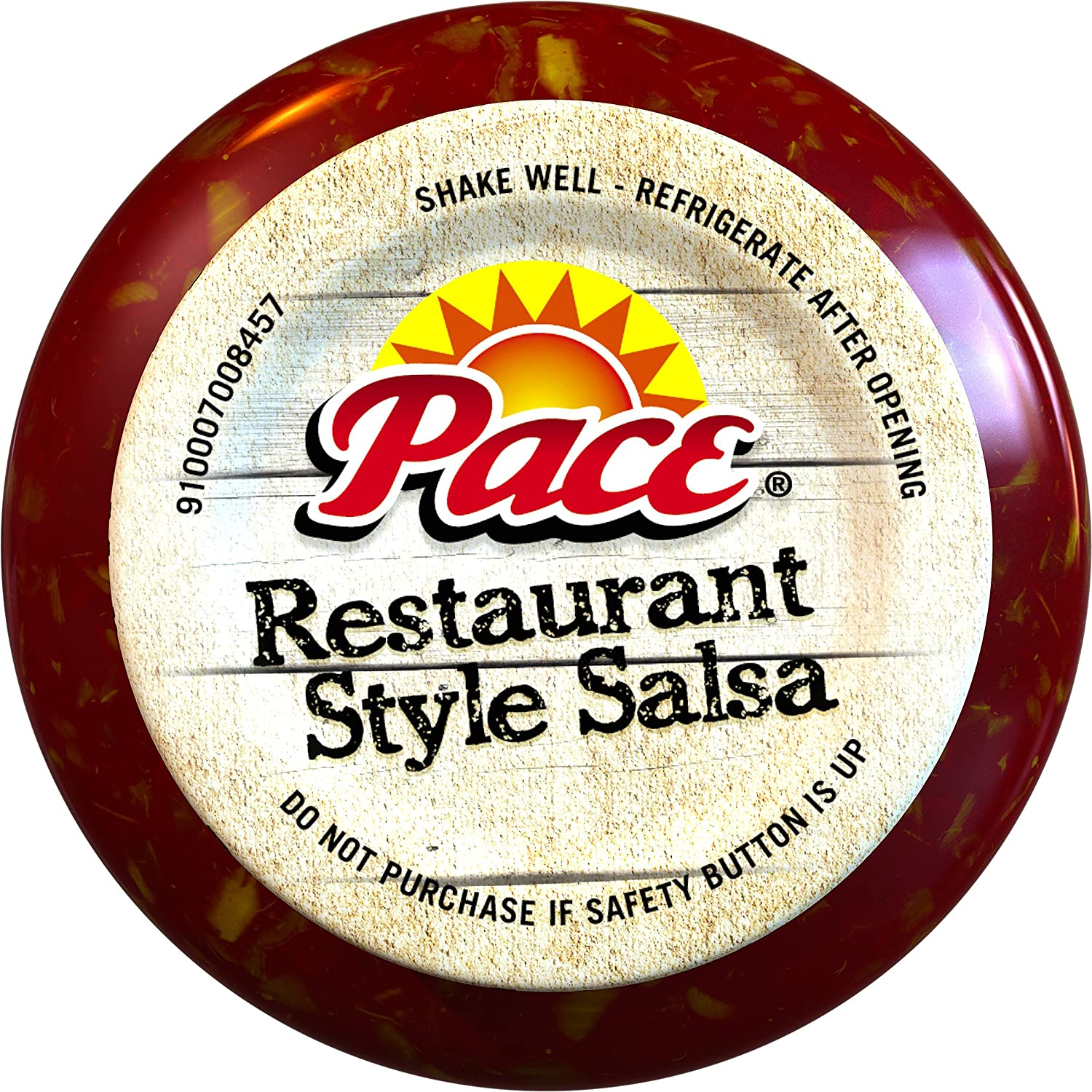 Amazon.com: Pace Restaurant Style Medium Salsa, Bourbon and Apple, 16 Ounce (Packaging May Vary)
