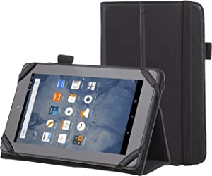 AmazonBasics Kindle Fire Standing Case for 2015 Model - 7 Inch, Black