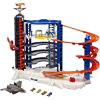 Hot Wheels Super Mega Garage, FDF25