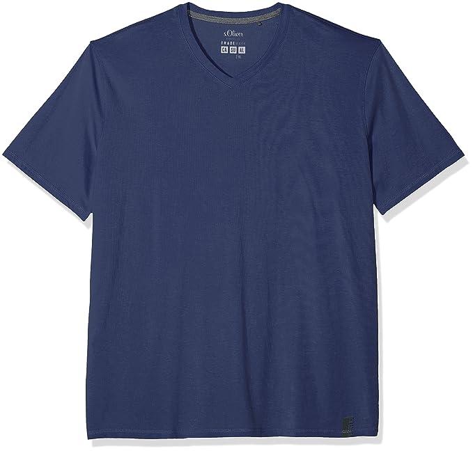 sOliver 15802323227 Camiseta para Hombre MeVX46Oy - oemfairings.com 7fde2b70e19