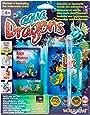 Aqua Dragons - Dragón de agua- Mundo Submarino Juguete Educativo, Multicolor (World Alive W4004)