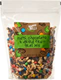 Happy Belly Nuts, Chocolate & Dried Fruit Trail Mix, 48 oz