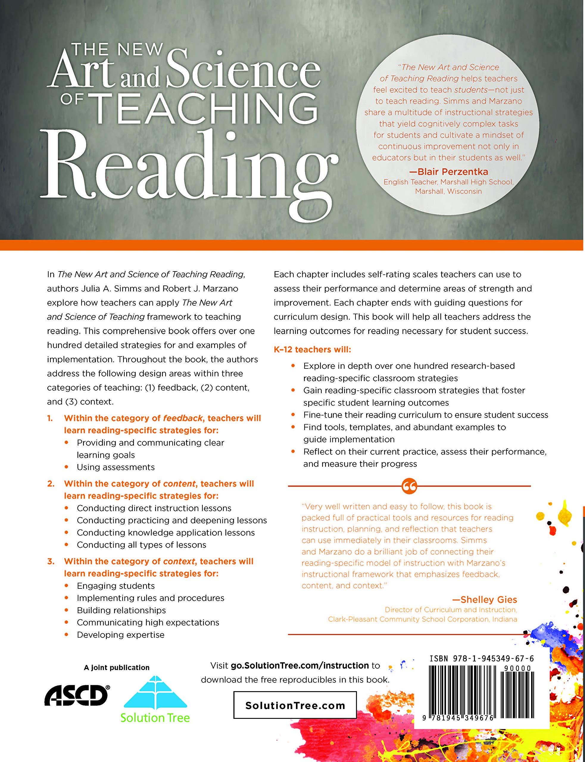 Buy The New Art And Science Of Teaching Reading Book Online At Low