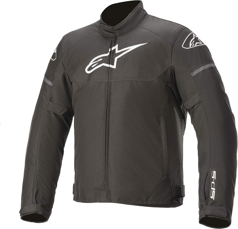 Alpinestars Mens T-SP S Waterproof Motorcycle Jacket Large Black//Yellow